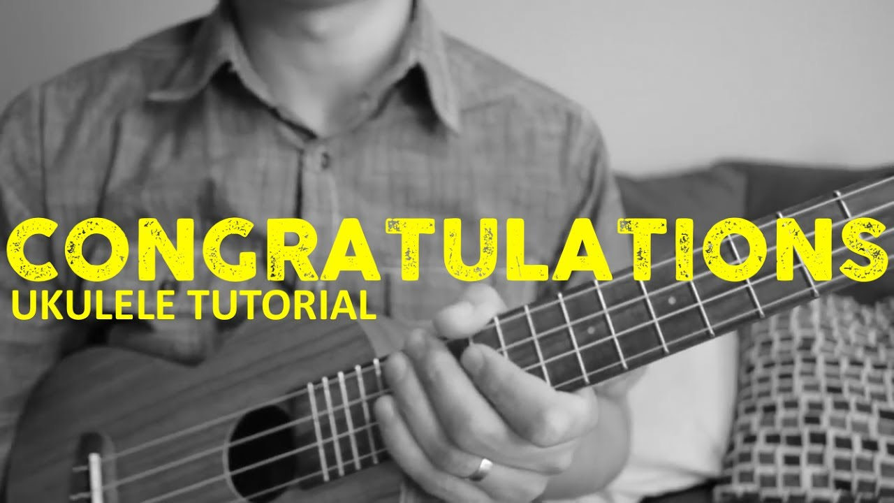 Post malone congratulations easy ukulele tutorial chords how post malone congratulations easy ukulele tutorial chords how to play hexwebz Images