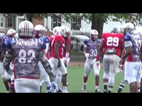 NY Patriots vs Bed Stuy Crusaders Week 3