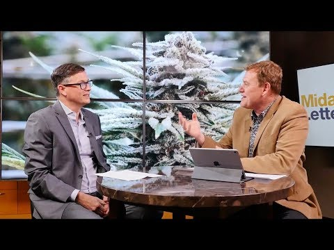 Bliss Co Cannabis Corp. (CSE: BLIS) CEO Damian Kettlewell