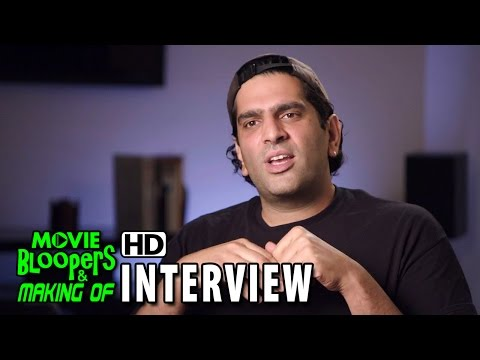 American Ultra (2015) Behind The Scenes Movie Interviews - Nima Nourizadeh 'Director'