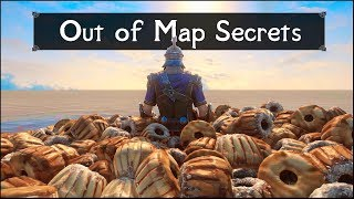 Skyrim: Top 5 Out of Map Secrets You Missed in The Elder Scrolls 5: Skyrim - TES 5 Easter Eggs
