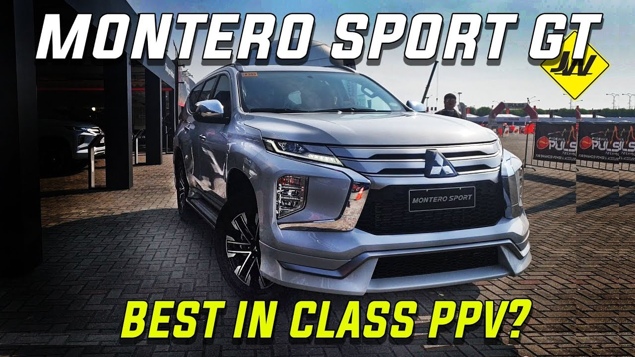 2020 Mitsubishi Montero Sport GT/Pajero Sport review  -Is this the best mid size diesel SUV? -Philip