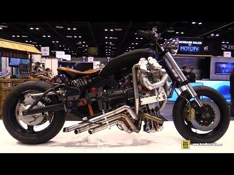 2015 DeShazer Beastie 3 - 2.4L Y Configuration 3 Cylinder Engine - Walkaround - 2015 AIMExpo Orlando