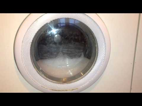 Hoover Quattro Easy Logic 1300 AE130 : Spin-wash with jet