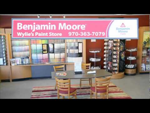 Wylie's Paint Store - Benjamin Moore (Tag) on Channel 17-Mountain TV