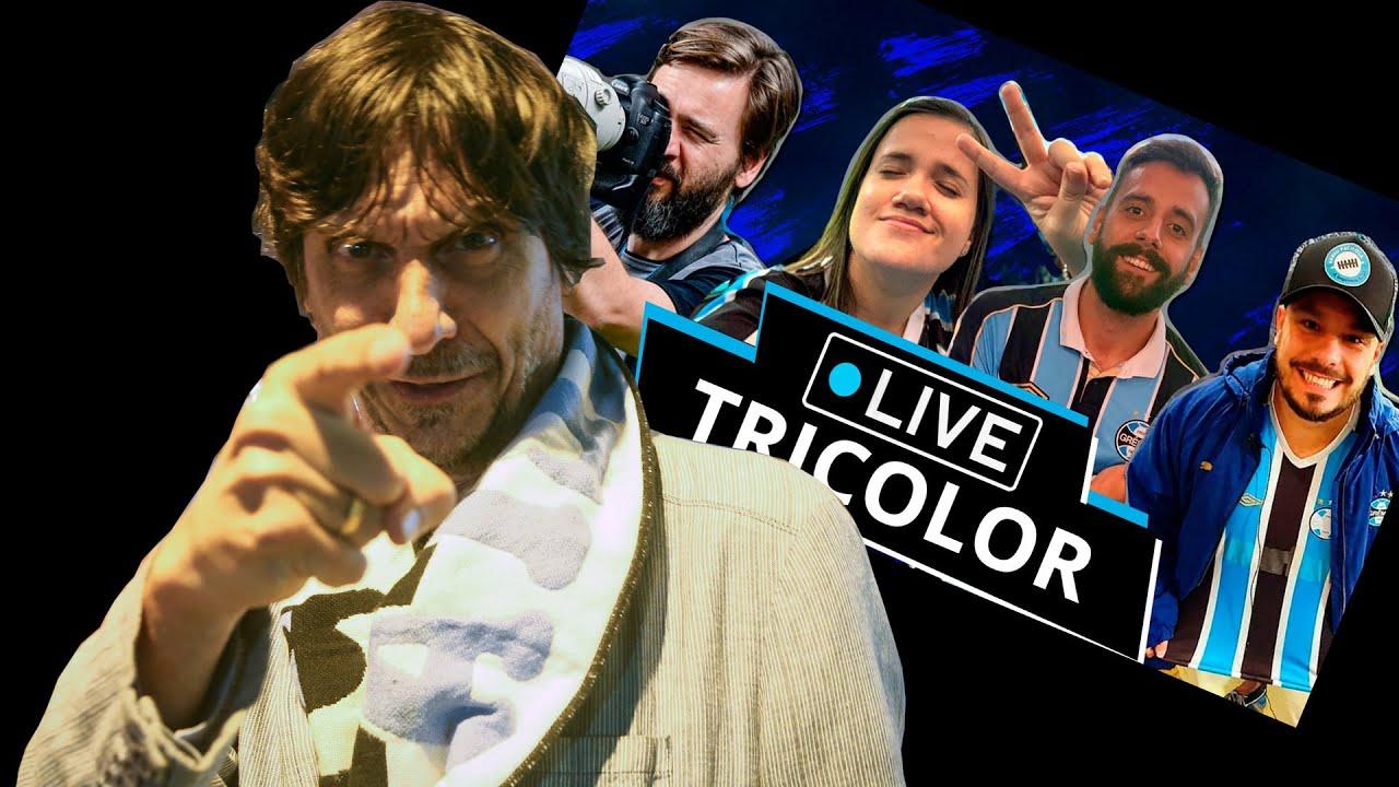 LIVE TRICOLOR ESPECIAL PENINHA | Com Ducker, Queki, Catimbero e Mario Godoy