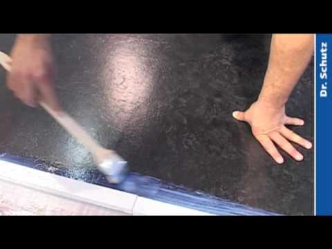 Pu Anticolor Bodenlackierung Mit Polyurethan Beschichtung