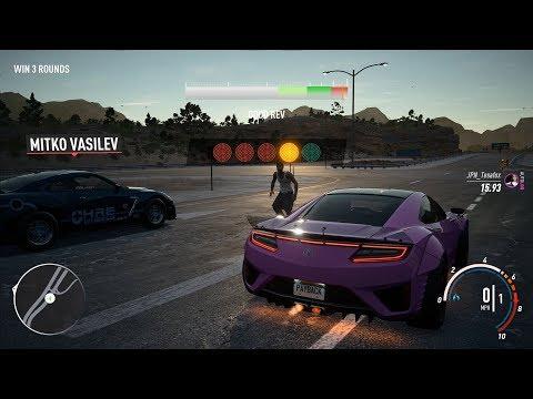 Need For Speed Payback - Diamond Block Drag League & Boss Race Walkthrough [Hard Difficulty]