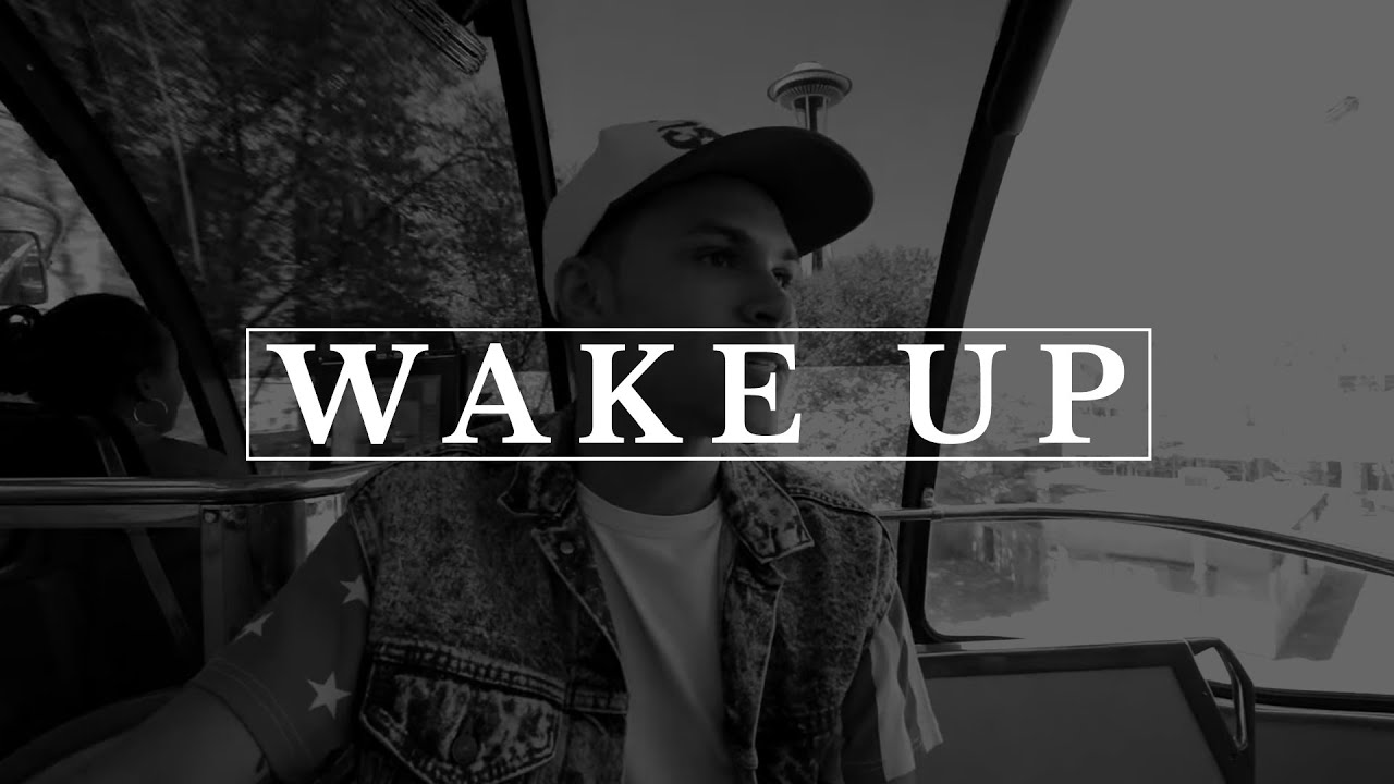 """Shelton Harris  - """"Wake Up"""" (Official Music Video)"""