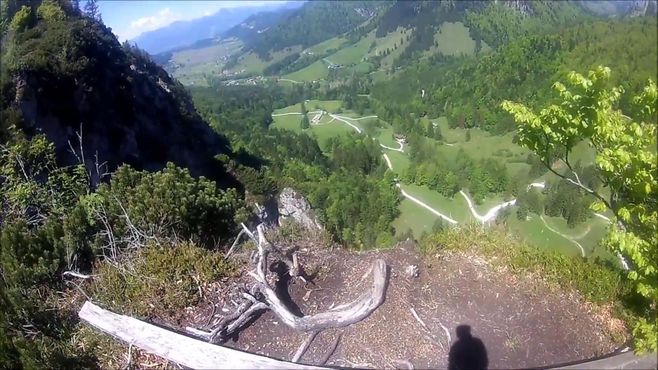 Klettersteig Ottenalm : Ottenalm direttissima klettersteig youtube
