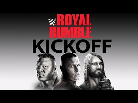 Royal Rumble Kickoff