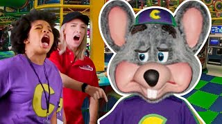 We Make a Chuck E Cheese Training Video Funny