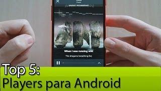 Top 5 Players para Android | Tudocelular.com(Testamos os 5 tocadores de música mais baixados para Android. Não se esqueça de visitar o http://tudocelular.com para ficar por dentro de tudo o que ..., 2014-05-28T21:04:48.000Z)