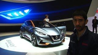 Nissan Sway, la nuova Micra sarà così? | Salone di Ginevra 2015