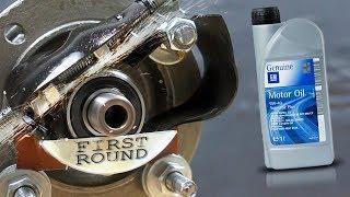 GM Supreme Plus 5W40 Jak skutecznie olej chroni silnik?