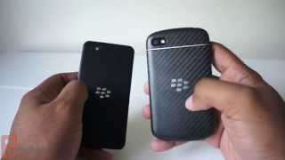 BlackBerry Q10 vs. BlackBerry Z10 - what's the best BlackBerry phone?