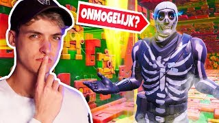 IS DE NIEUWE TRAP TUNNEL MOGELIJK?! | Fortnite Creative Escape