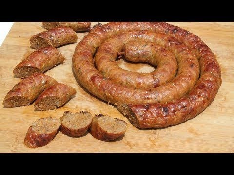 Say Kor Lao - Saucisse Lao - Cooking With Morgane