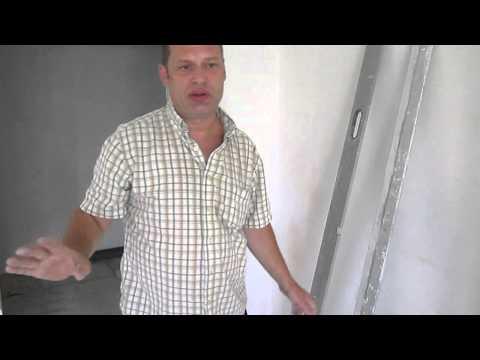видео: Как клеить  флизелиновые   обои ( подготовка)