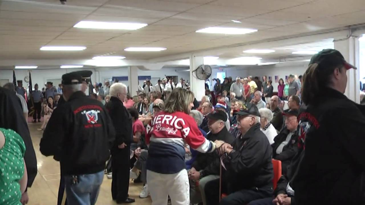 OLC - North Country Honor Flight  6-18-16