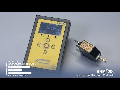 SRM200 with Mini Probe 410