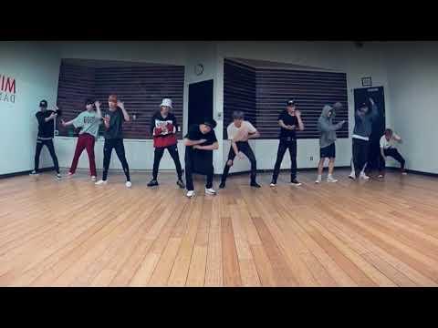 [mirrored] NCT 127 - REGULAR (Eng Ver.) Dance Practice
