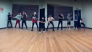 [mirrored] NCT 127 - REGULAR (Eng Ver.) Dance Practice