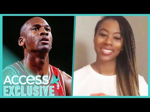 Michael Jordan's Daughter Reacts To 'The Last Dance'