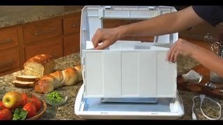 How to Set Up the Folding Proofer
