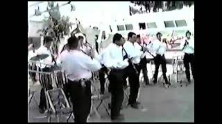 Banda Ayotlan / Arriba Pichataro /Carrillo Puerto Querétaro / 1995