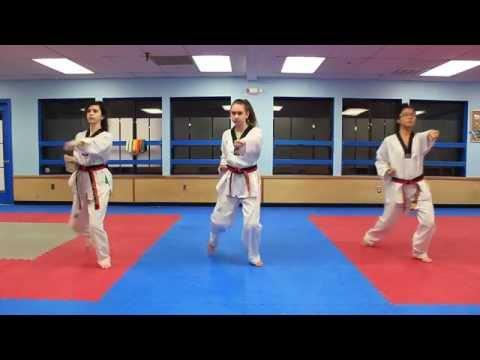 Taekwondo Basic Form 1
