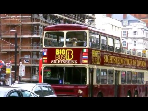 1 day London Video Tour: The City 2016