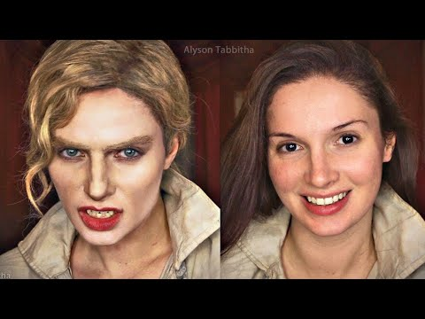 Lestat Vampire Makeup Transformation - Cosplay Tutorial thumbnail