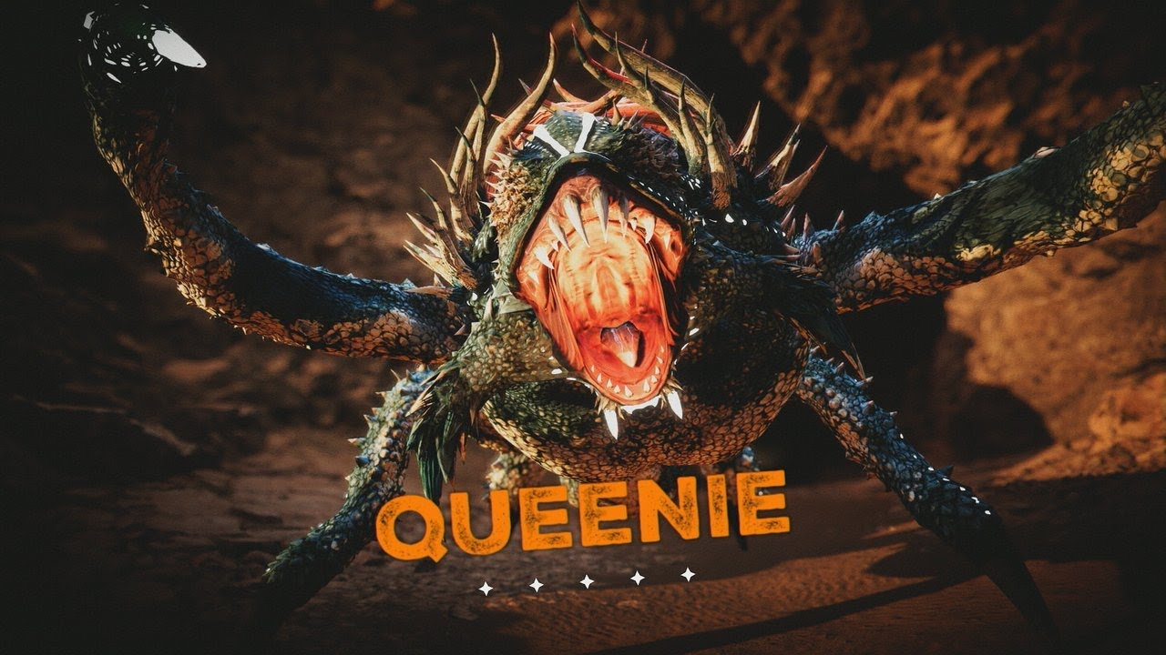 far-cry-5-fighting-a-queen-alien-lost-on-mars-gameplay