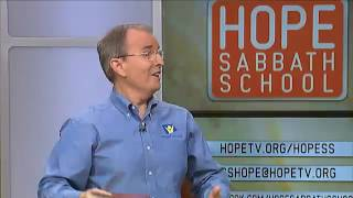 Hope Sabbath School:  |Lesson 2 - The Holy Spirit: Working Behind the Scenes (1st Qtr 2017)