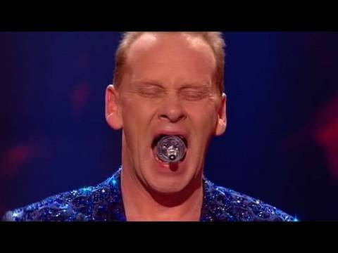 Stevie Starr - Britains Got Talent 2010 - Semi-final 1