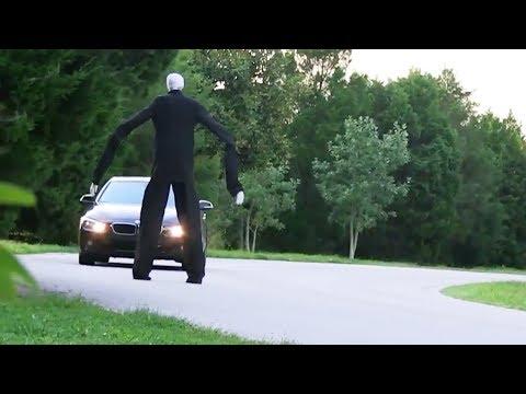 SLENDER MAN PRANK 2018!! (Slender Man Sightings & New Movie)