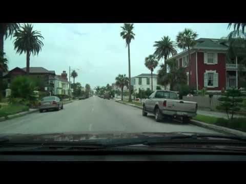 A Sunday Drive in Galveston, Texas 2012-04-29