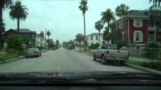 A Sunday Drive in Galveston, Texas 2012-04-29