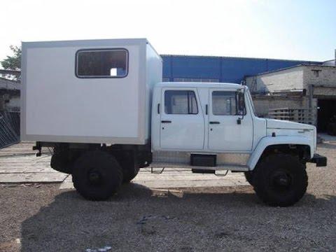 автомастерская на шасси газ 33086 Красногорск