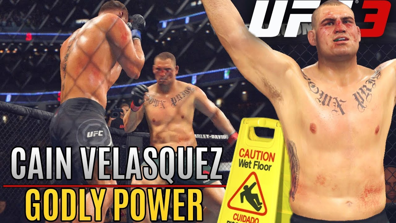 Download Cain Velasquez Will DROP You Like A Wet Floor! EA Sports UFC 3 Online Ranked Gameplay