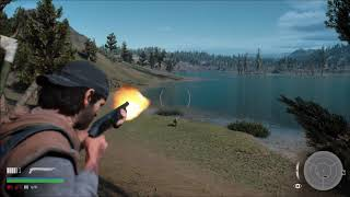 Getting Out Of The Map On Days Gone