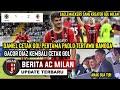 Spezia 1 - 2 Milan🔥Marga Maldini Cetak Gol Perdana Musim Ini🥳Saelemaekers Jadi Kreator Gol Milan📌