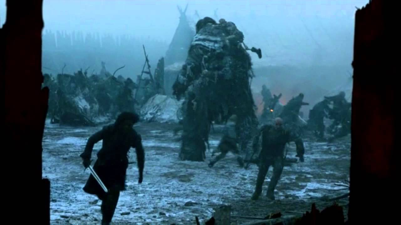 The Massacre At Hardhome Music Video