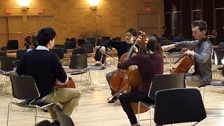 Viva La Vida by Coldplay for 5 Cellos - String Theory