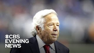 Robert Kraft could face disciplinary action from NFL after prostitution charge