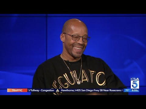 """Warren G on How """"G-Funk"""" has a Different Sound"""