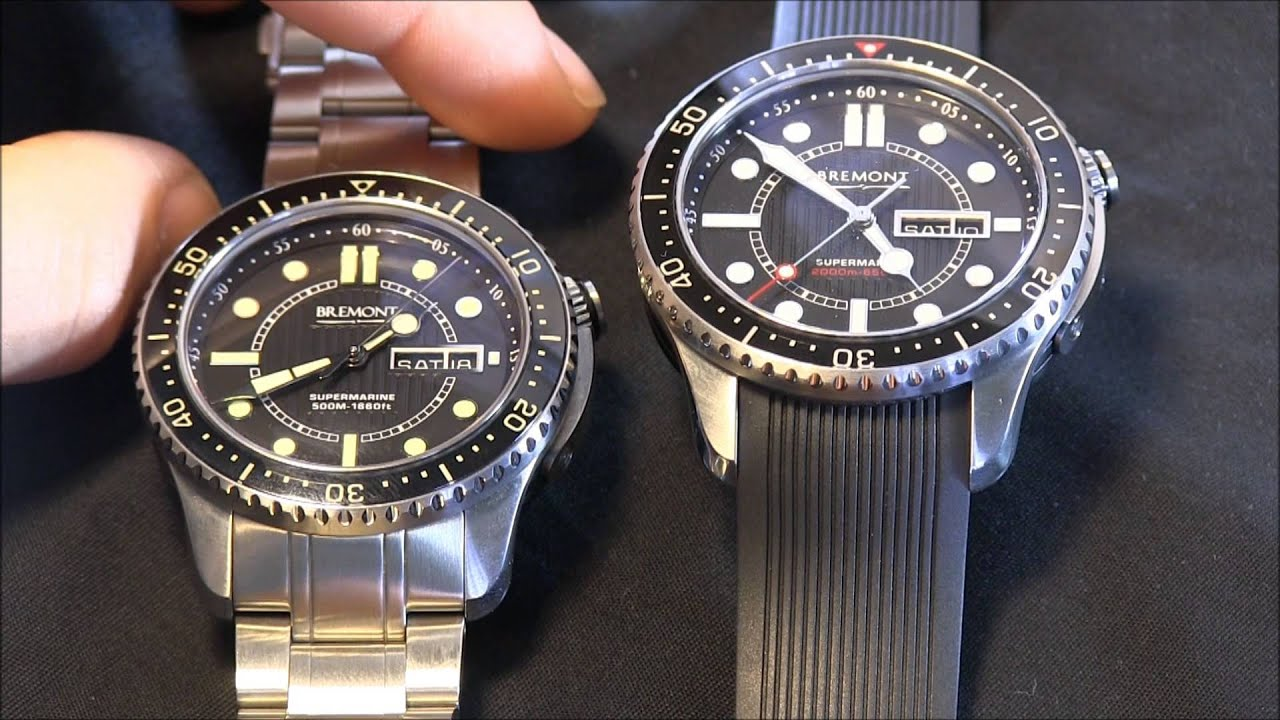 Bremont Supermarine S2000 Watch Review