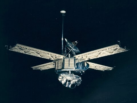 NASA JPL Mariner 9 Mars Exploration