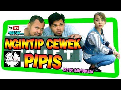 Film Pendek : NGINTIP CEWEK PIPIS ~ Humor Ngapak Komedi Lucu Banyumasan